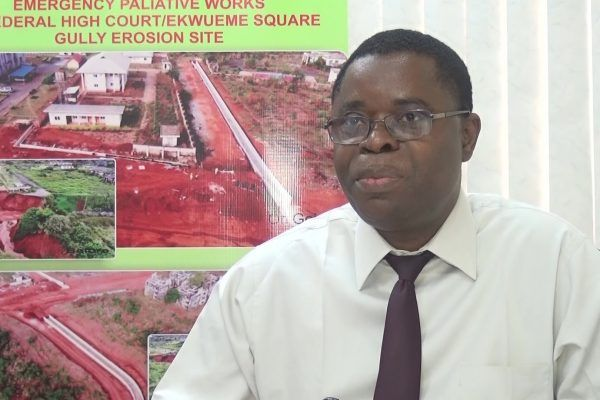 Brief video interview with the Task Team Leader at awka office.